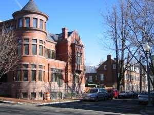 Phillips Row Townhouses – Georgetown, Washington, DC