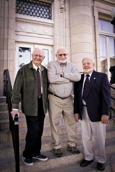 Jack Karaker, Gary Zaruba and Larry Peterson