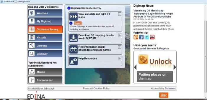 digimap screenshot 2