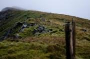 On the edge. Snowdonia, Wales. November 2013. By Miguel Angel Grimaldos.