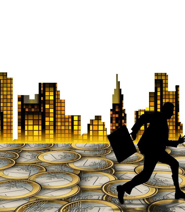mercado financeiro - fabula