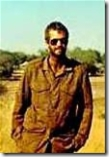 Me in June 1983 after a month on patrol in Angola