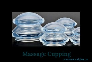 Massage Cupping:  Stationary vs Gliding