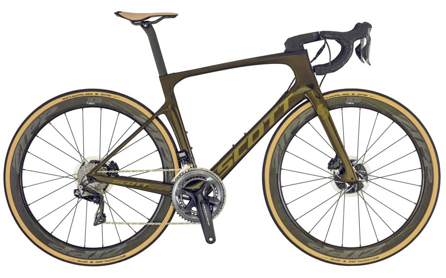 2019 SCOTT Foil Premium disc Bike