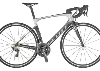 2019 SCOTT Foil 20 silver/black Bike