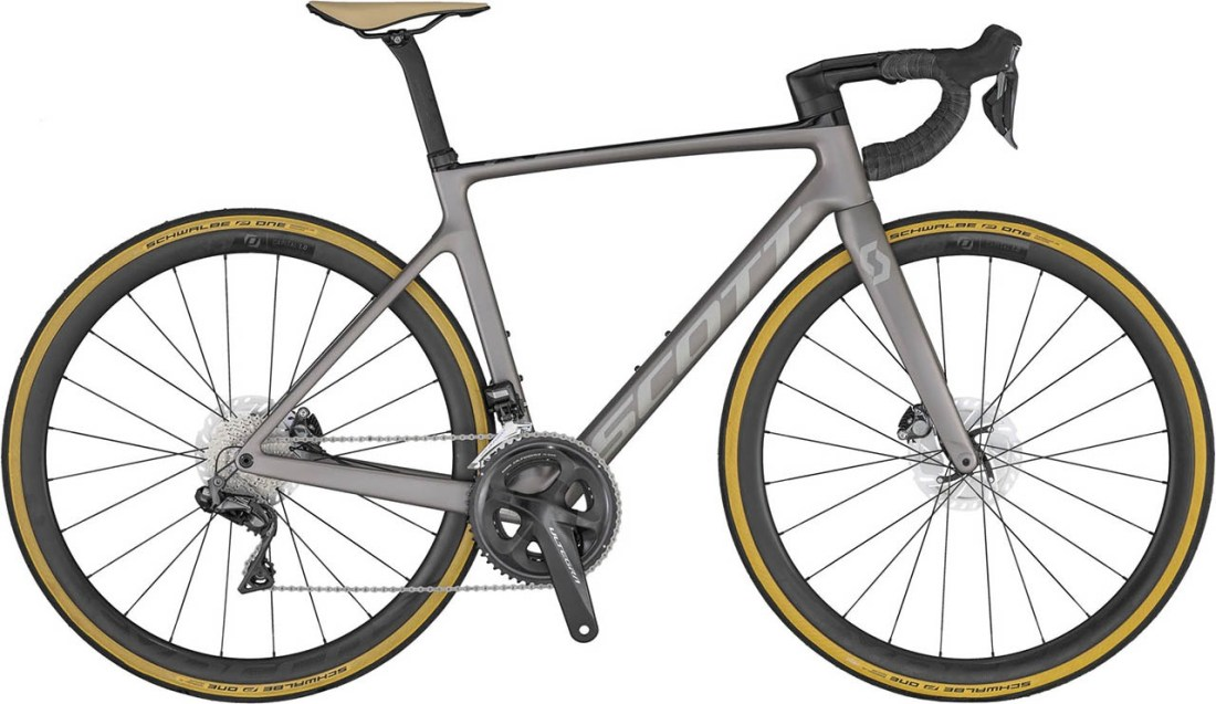 2020 SCOTT Addict RC 15 grey Bike