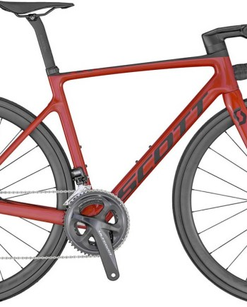 2020 SCOTT Addict RC 15 red Bike
