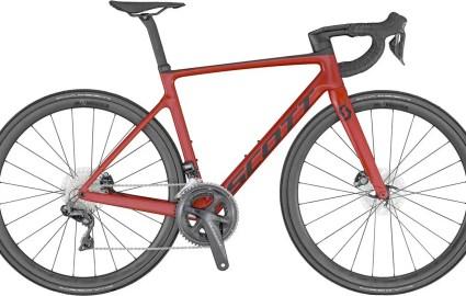 2020 SCOTT Addict RC 15 red Bike