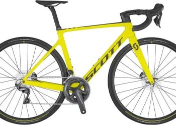 2020 SCOTT Addict RC 30 yellow Bike