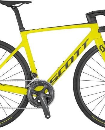 2020 SCOTT Addict RC 30 yellow Bike