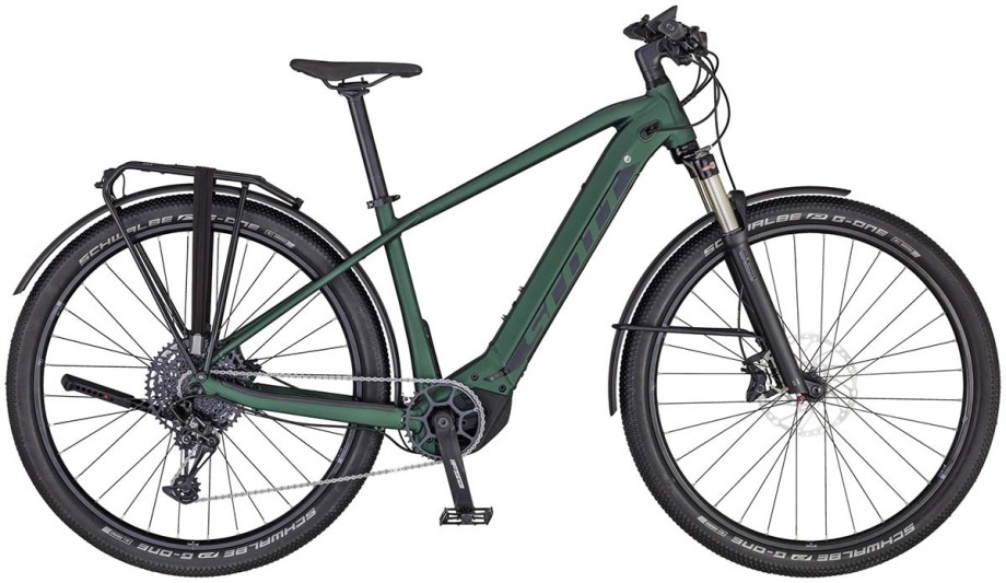 2020 Scott Axis Eride 10 Men Bike