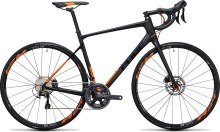2017 CUBE Attain GTC SL Disc carbon