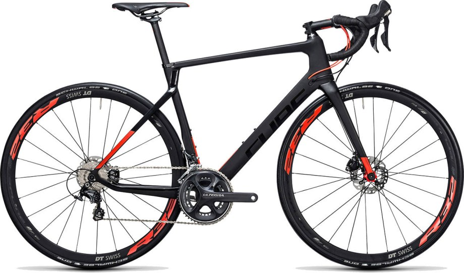 2017 CUBE Agree C:62 Race Disc carbon 1