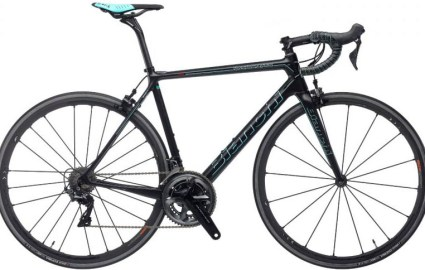 2019 Bianchi Specialissima Dura Ace 11sp