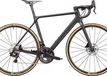 2021 Canyon Ultimate CFR Disc EPS