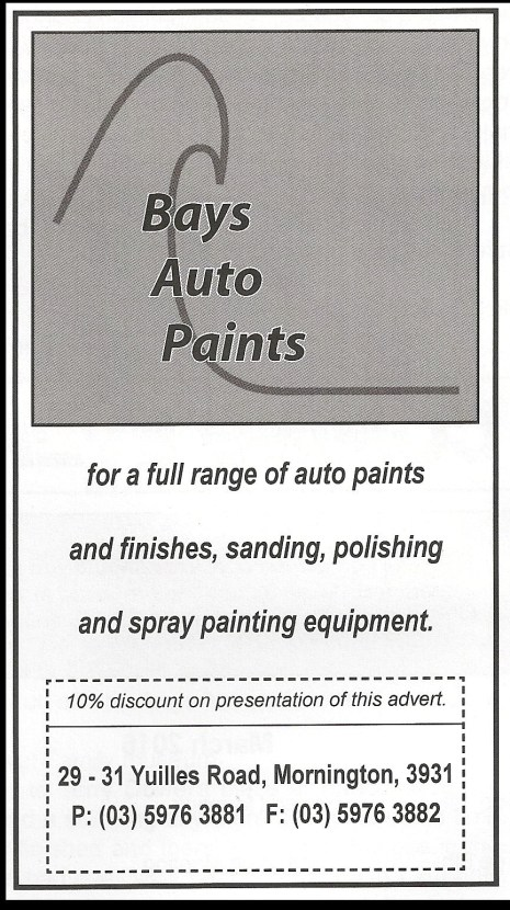 Bay Auto Paints