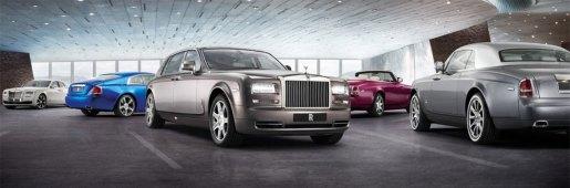 Rolls Royce Cars