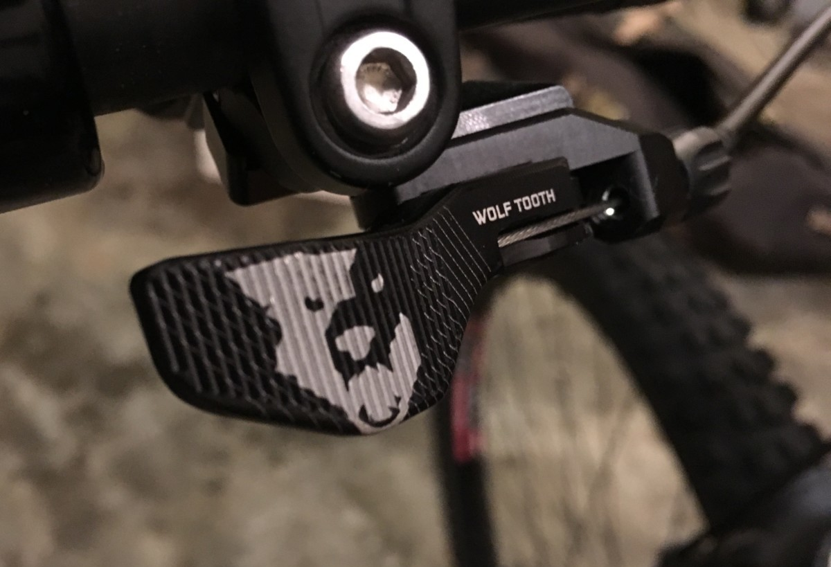 Wolf Tooth ReMote Dropper Lever Review: Sometimes its the little things