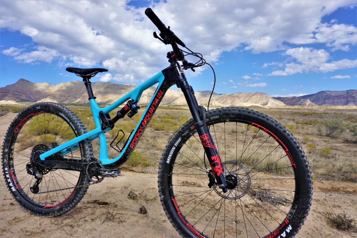 e71e41f269c Camp Fruita Review: 2018 Rocky Mountain Instinct