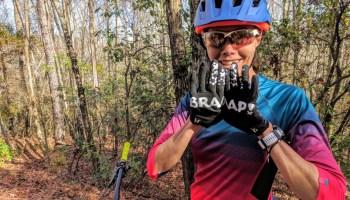 Review: Leatt DBX 4 0 Windblock Glove - Crankjoy: Mountain