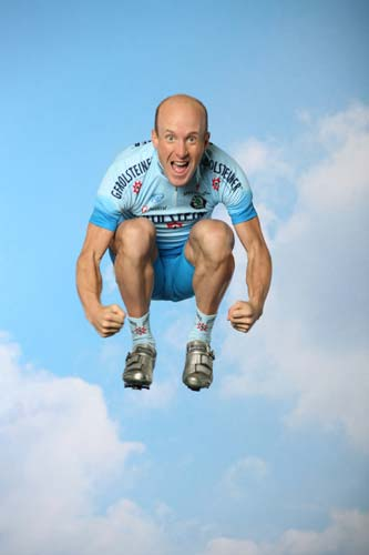 Leipheimer - so wasted he used to forget his bike