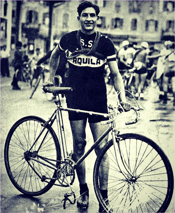 YOUNG BARTALI