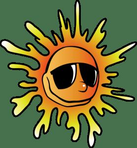 Summer-2010-ClipArt9-SunWearingGlasses-800px