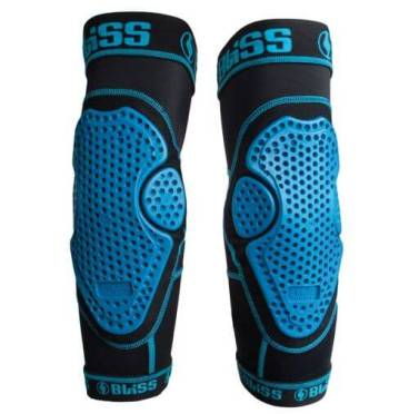 bliss elbow pads review minimalist ARG protection mountainbiking