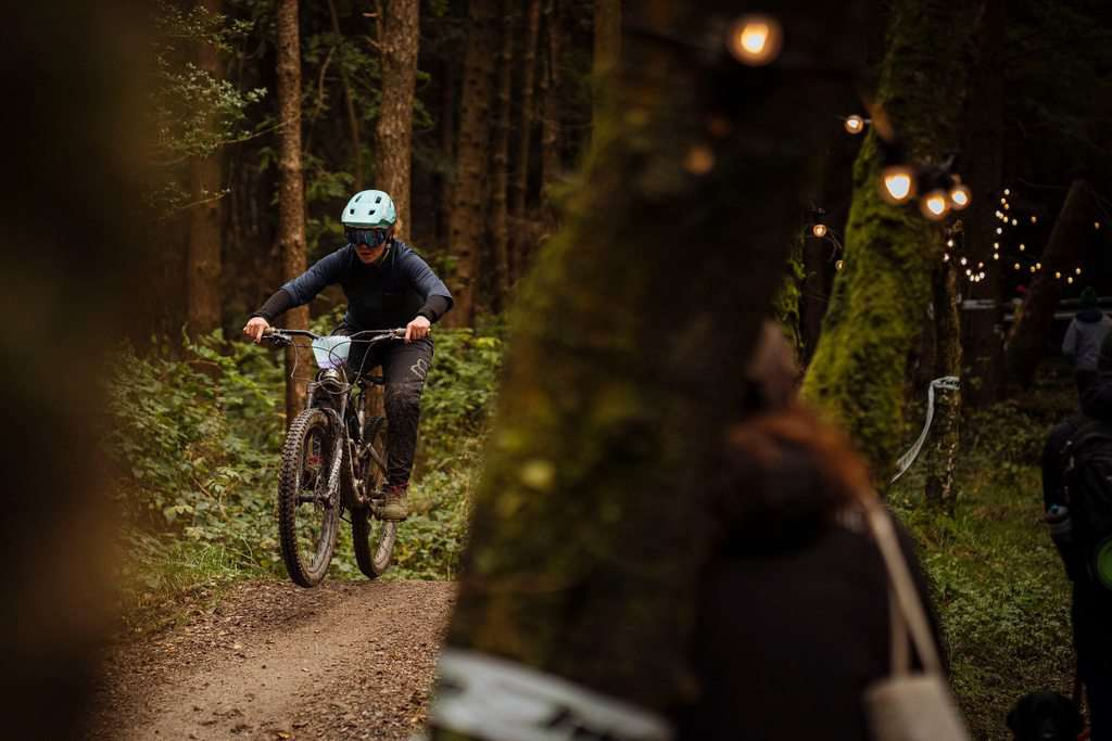 Hopetech women enduro