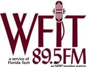 WFIT-FM Melbourne Logo