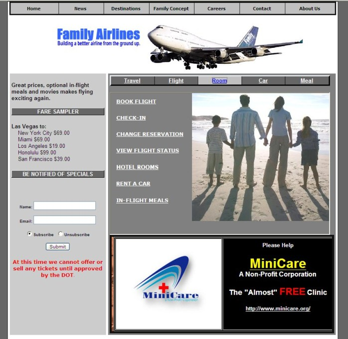 Family Airlines