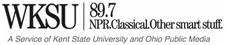 WKSU Radio Logo
