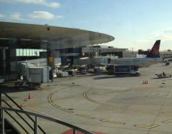 Delta JFK Terminal 3 Worldport