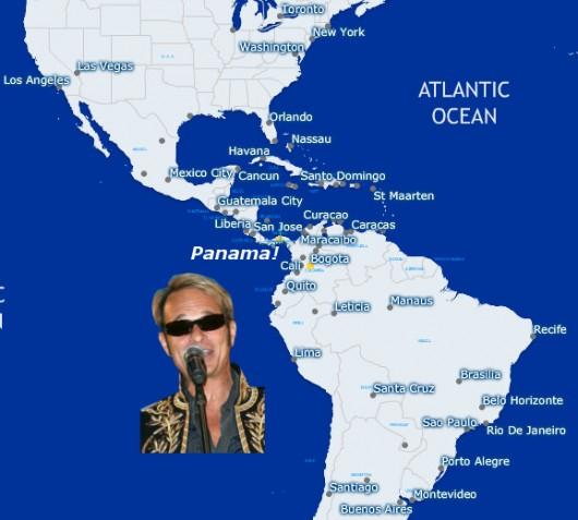 David Lee Roth Panama