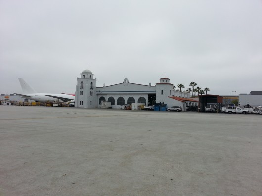 Hangar One at LAX