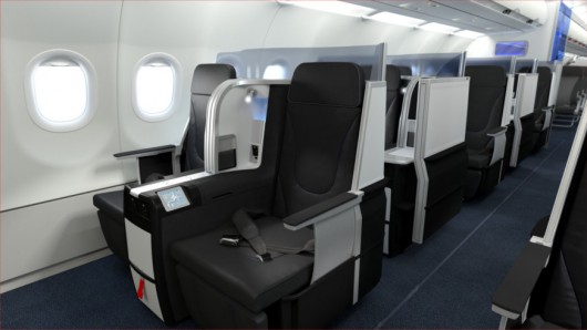JetBlue New Premium Seats