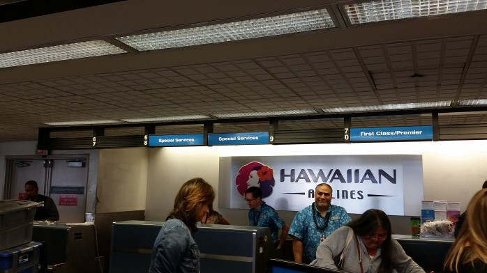 Hawaiian Special Services Counter 9