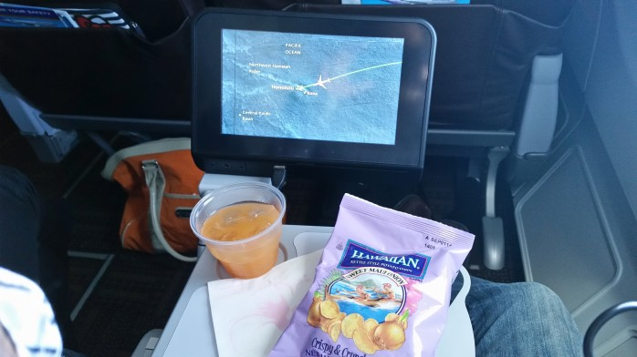 Maui Chips and POG Hawaiian