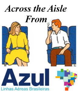 Across the Aisle from Azul