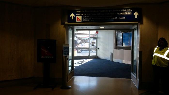 Shuttle to Eagle Terminal
