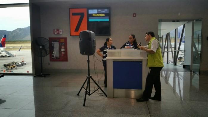 Gate 7 Cabo