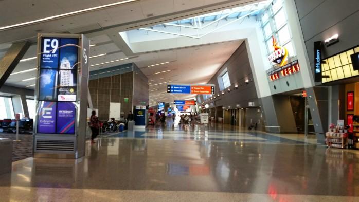 Las Vegas Airport E Concourse