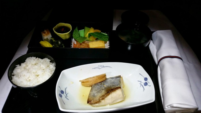ANA Japanese Snack