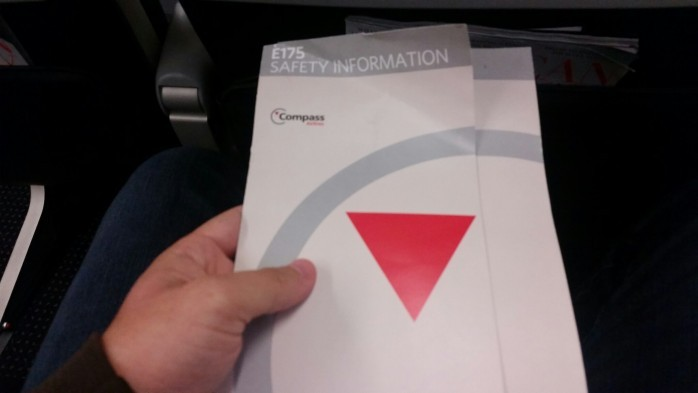 Compass Safety Card