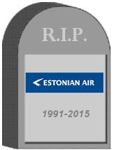 Estonian Tombstone