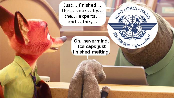 Sloth ICAO