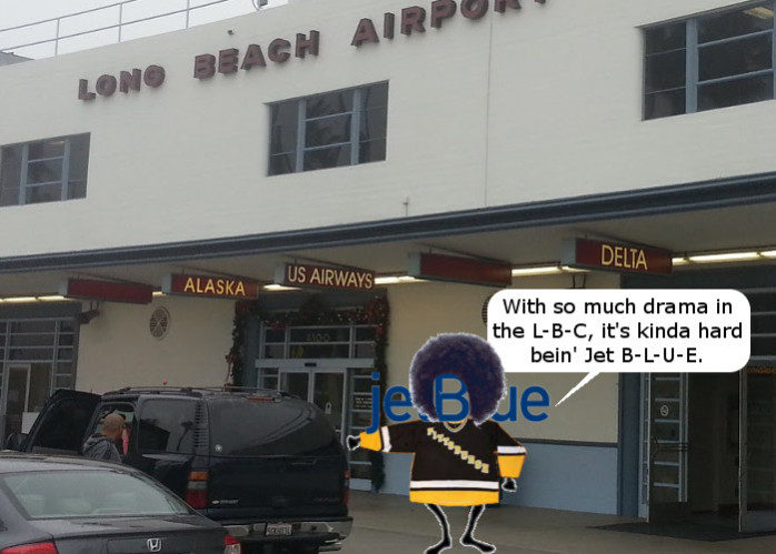 JetBlue and Juice in the LBC