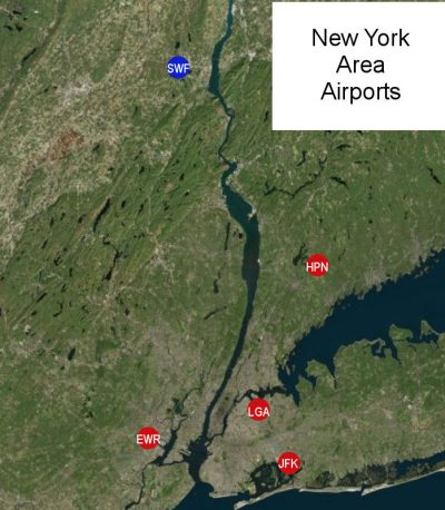 New York City Airports