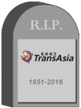 TransAsia Tombstone