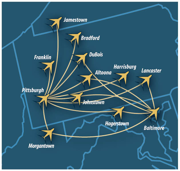 Southern Airways Express Serves Small Cities… And Makes